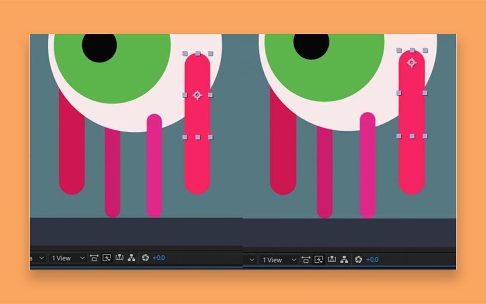creating your charecter step14 - ساخت موشن گرافیک ، چطور موشن گرافیک بسازیم؟