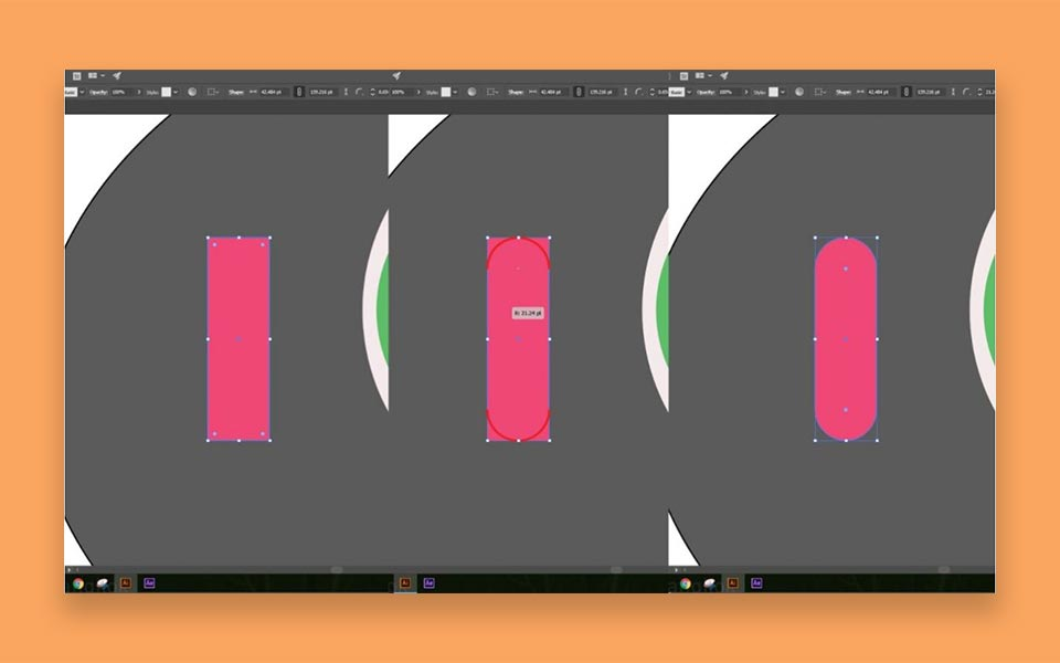creating your charecter step2 - ساخت موشن گرافیک ، چطور موشن گرافیک بسازیم؟