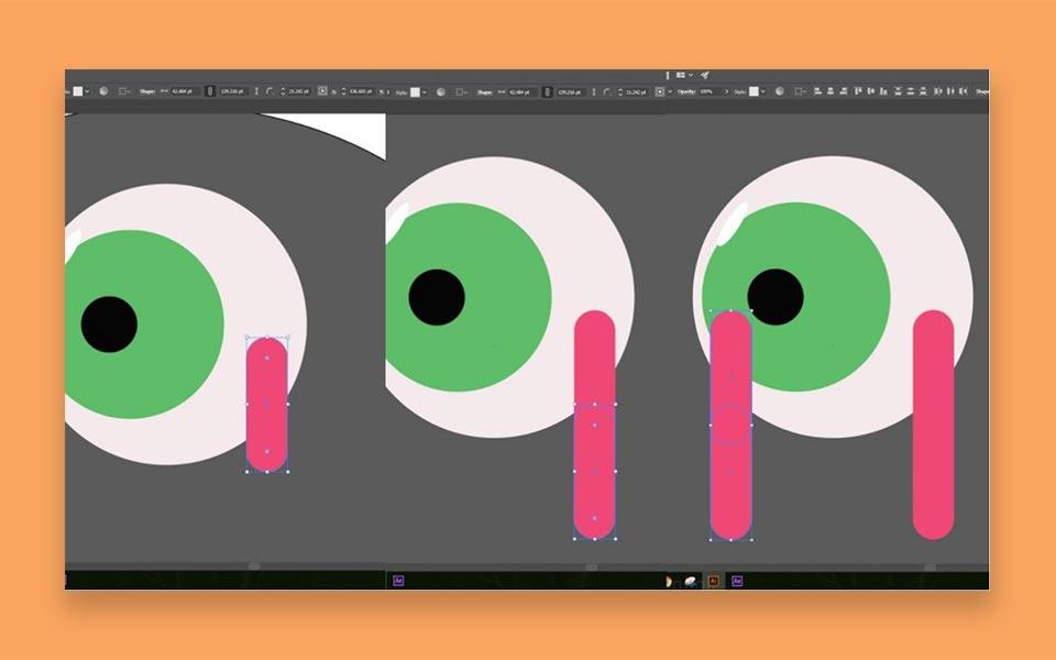 creating your charecter step3 - ساخت موشن گرافیک ، چطور موشن گرافیک بسازیم؟