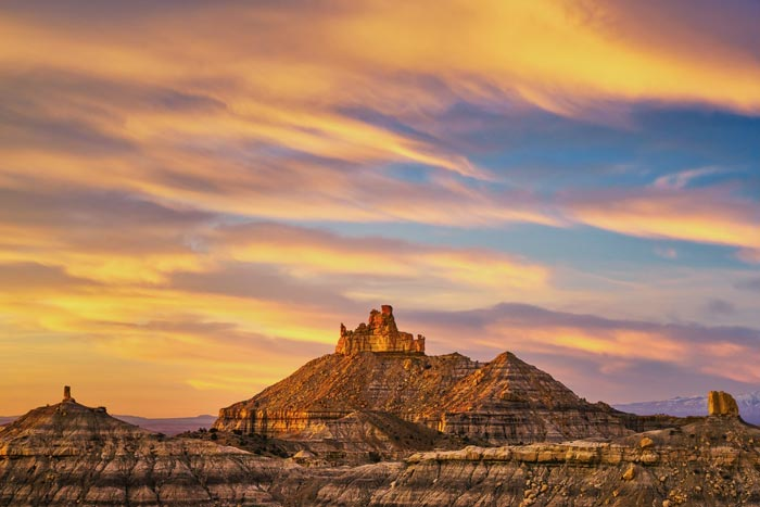 landscape photography - راهنمای مبتدیان برای استفاده از نور طبیعی در عکاسی منظره
