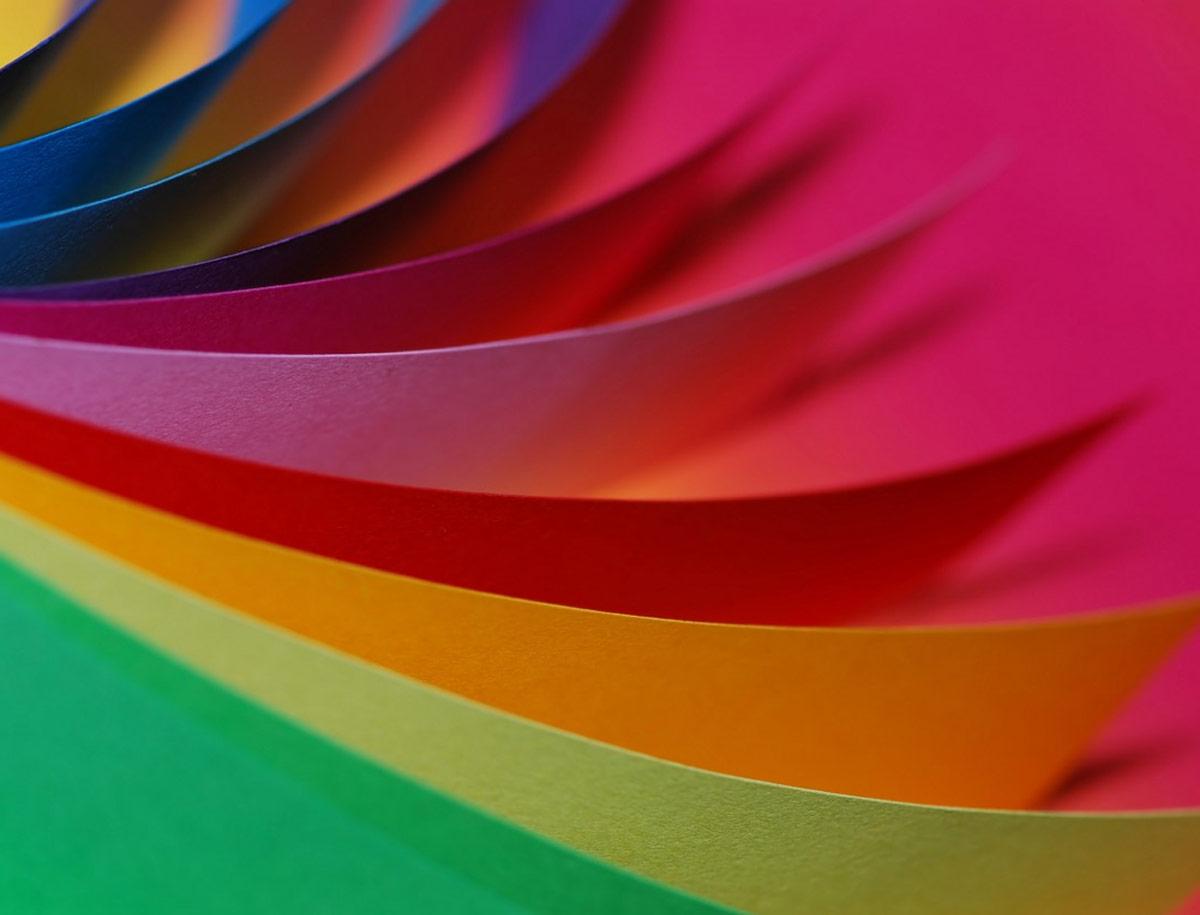 paper abstract photography 09 - چگونگی عکاسی انتزاعی با کاغذ رنگی