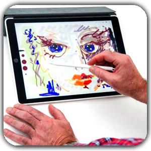 ساخت تصاویر چهره ماژیک و آبرنگ با استفاده از Illustrator