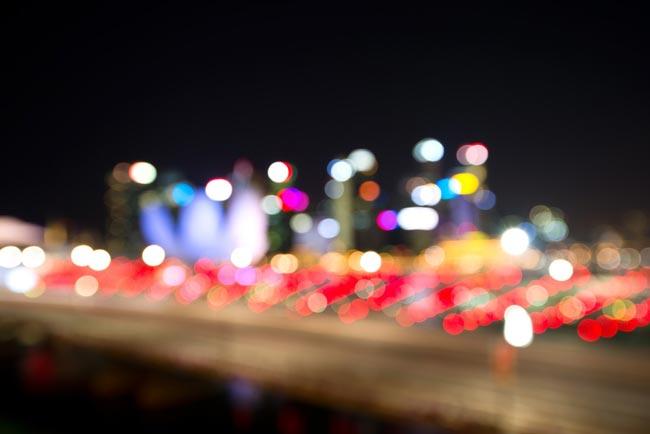 shooting before midnight 2 - نکاتی برای عکاسی خارج از فوکوس بوکه شهری در ساعت آبی