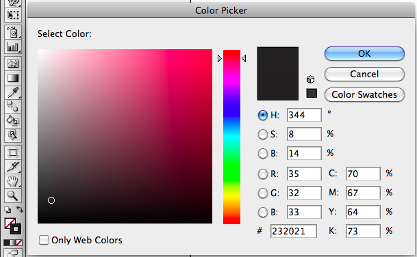 step5 1 Make Watercolor  Marker Style Portraits with Illustrator - ساخت تصاویر چهره با سبک ماژیک و آبرنگ با استفاده از Illustrator