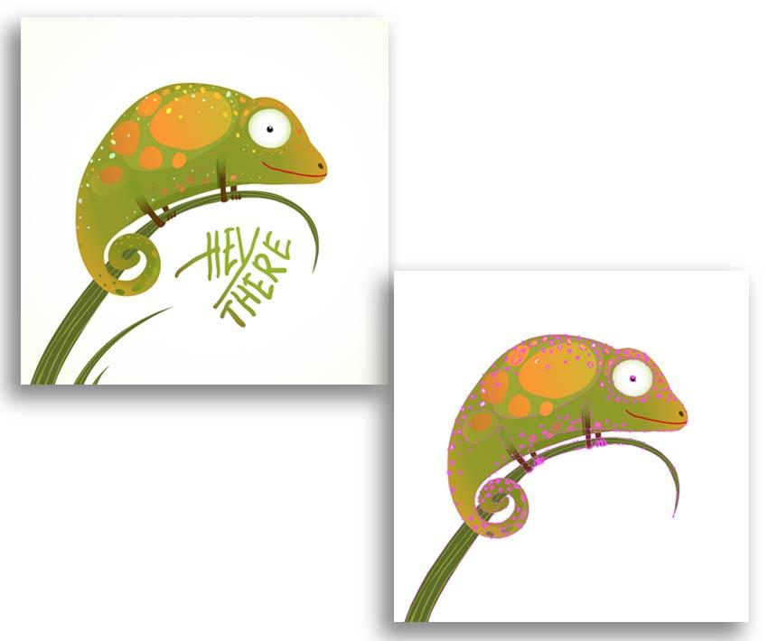 tasvirsazi Indesign 1 6 - آموزش گام به گام ساخت کتاب کودکان با ایندیزاین