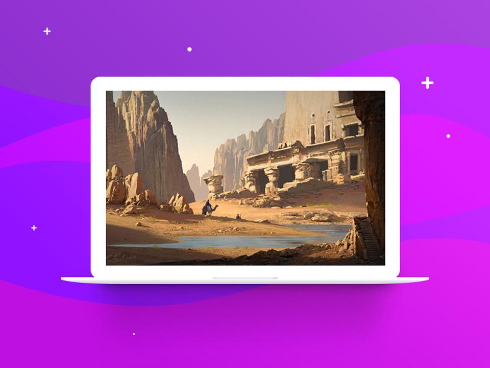 Using the Wrong Canvas Size photoshop - نقاشی دیجیتال با فتوشاپ تکنیکها، ترفندها و آموزشها