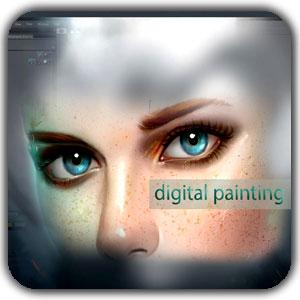 نقاشی دیجیتال چیست