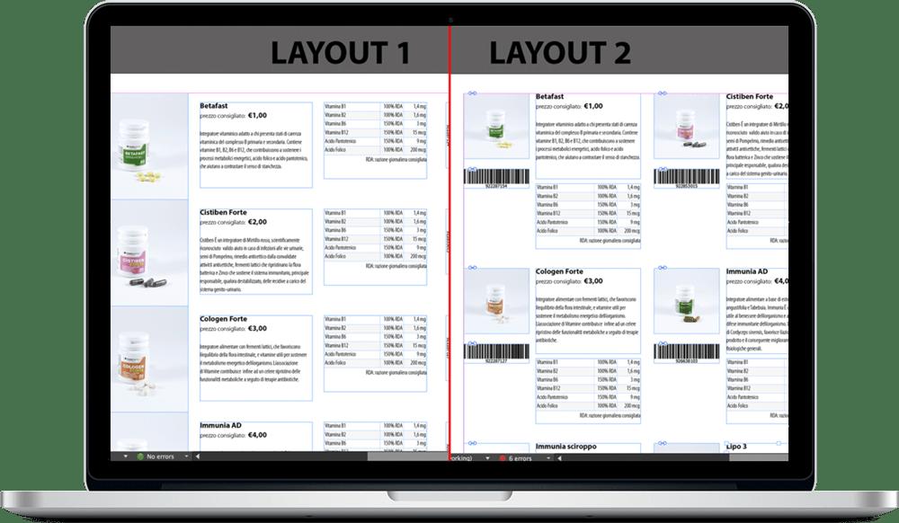 Data Merge InDesign 1 - ادغام داده ها یا data merge در ایندیزاین : یک آموزش سریع
