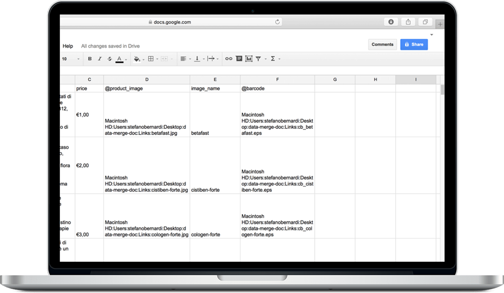 Data Merge InDesign 16 - ادغام داده ها یا data merge در ایندیزاین : یک آموزش سریع