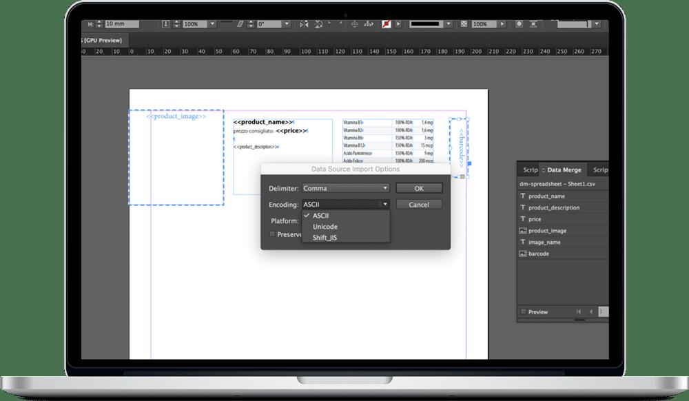 Data Merge InDesign 19 - ادغام داده ها یا data merge در ایندیزاین : یک آموزش سریع