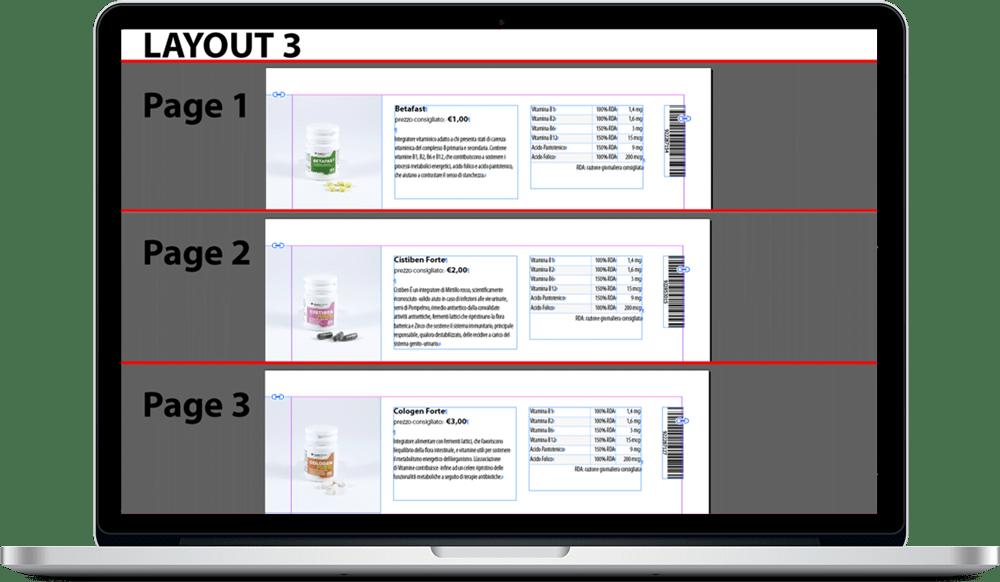 Data Merge InDesign 2 - ادغام داده ها یا data merge در ایندیزاین : یک آموزش سریع