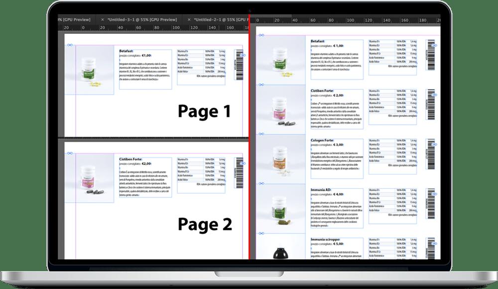 Data Merge InDesign 21 - ادغام داده ها یا data merge در ایندیزاین : یک آموزش سریع