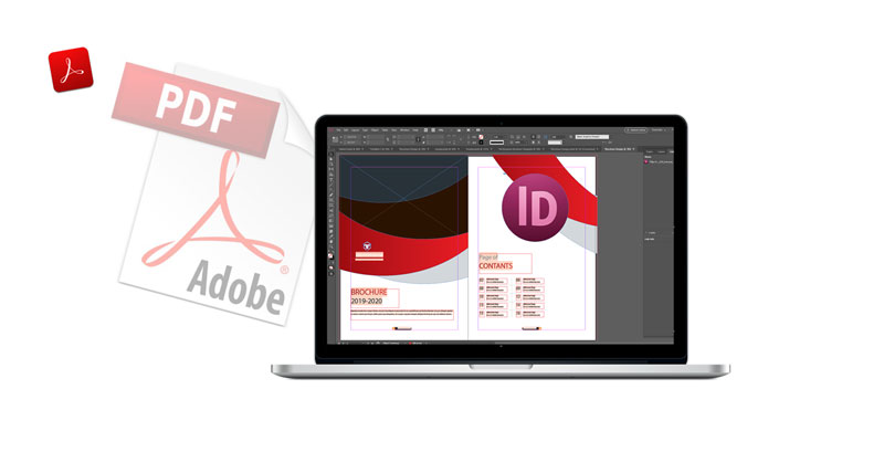 INDESIGN PRINTING TIPS PRINT TO PDF VS IMAGE FILE VS NATIVE FILE 2 - پرینت در ایندیزاین به روش های PDF