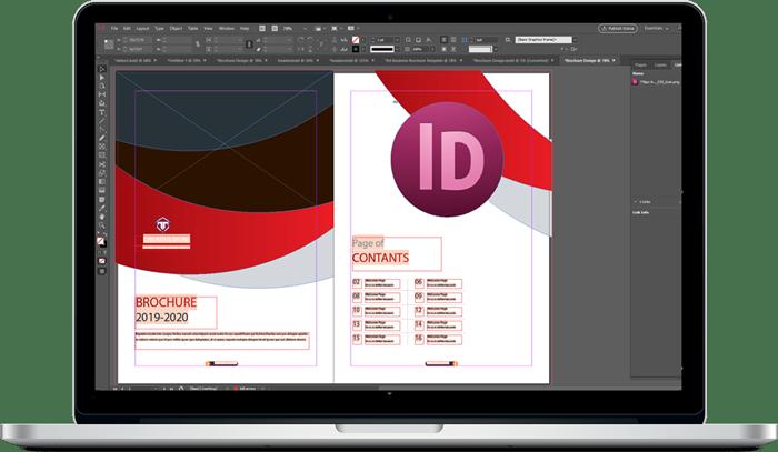 Page layout  Design tools Indesign 5 - قالببندی صفحه و ابزارهای طراحی ایندیزاین