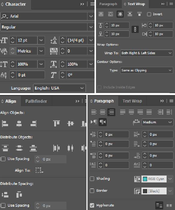 Page layout  Design tools Indesign 8 - قالببندی صفحه و ابزارهای طراحی ایندیزاین