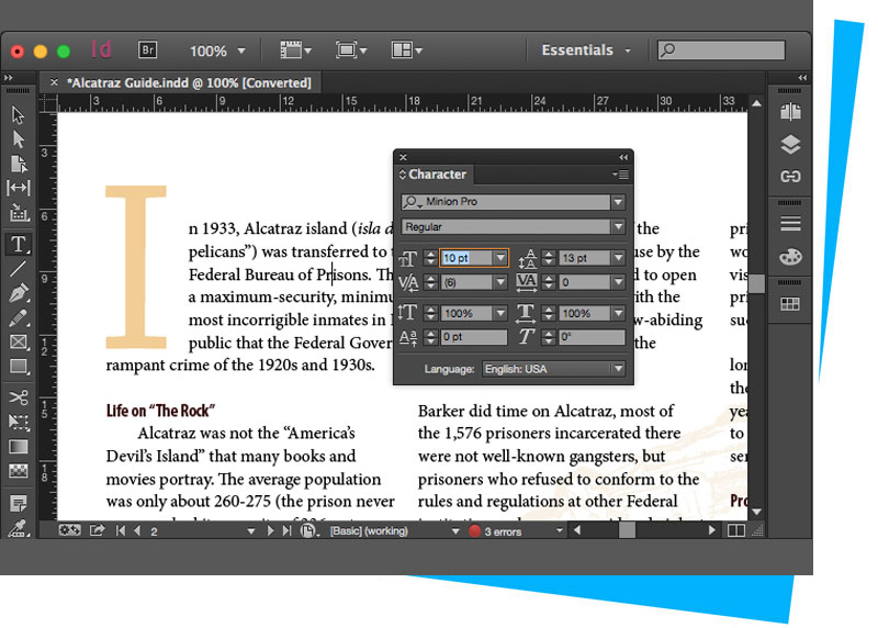 WEB DESIGNERS CREATING PRINT MATERIALS 12 - نکاتی برای طراحان وب در آماده سازی فایل چاپی در ایندیزاین