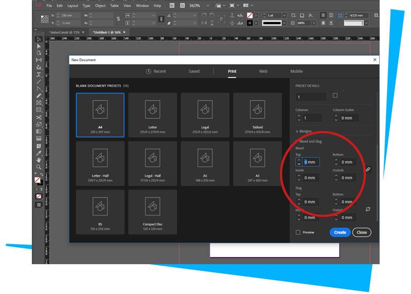 WEB DESIGNERS CREATING PRINT MATERIALS 8 - نکاتی برای طراحان وب در آماده سازی فایل چاپی در ایندیزاین