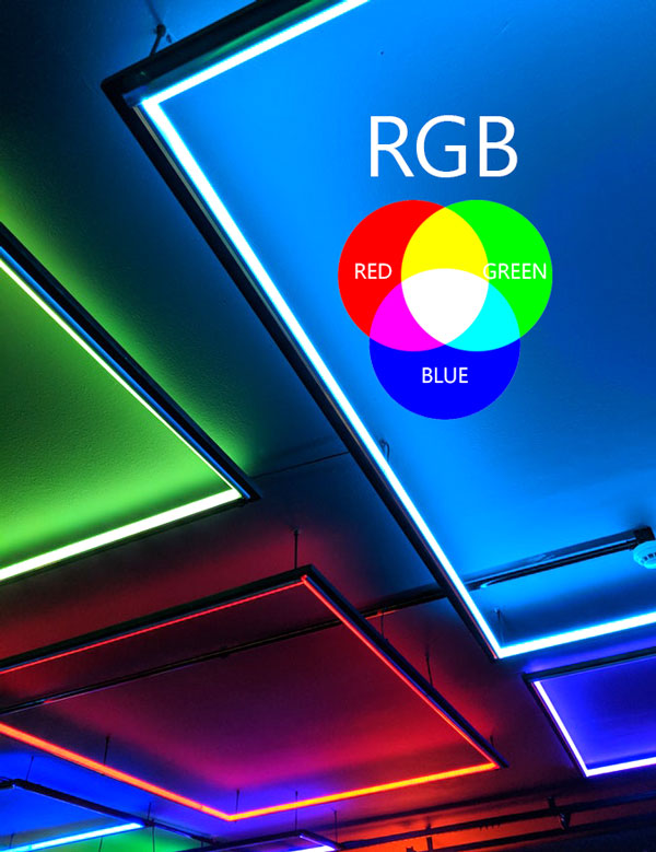using the RGB color cmyk 2 - چاپ CMYK در برابر RGB: تفاوت‌ در چیست؟