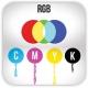 using the RGB color cmyk shakhes 2 80x80 - نکاتی برای طراحان وب در آماده سازی فایل چاپی در ایندیزاین