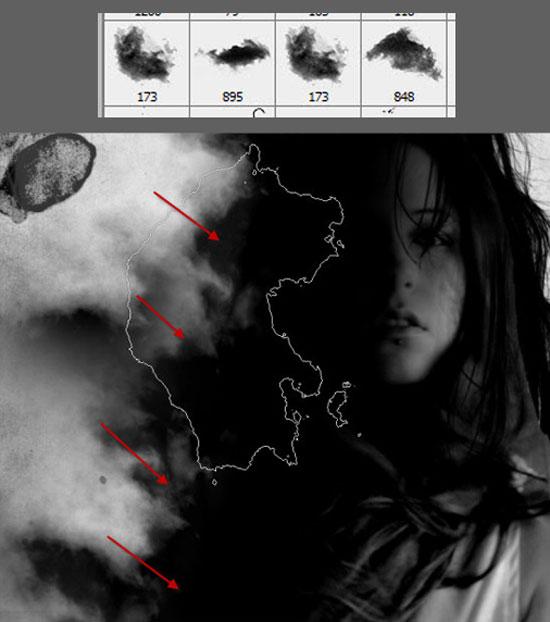 photoshop edit fantezi17 - آموزش ادیت فانتزی تصویر در فتوشاپ
