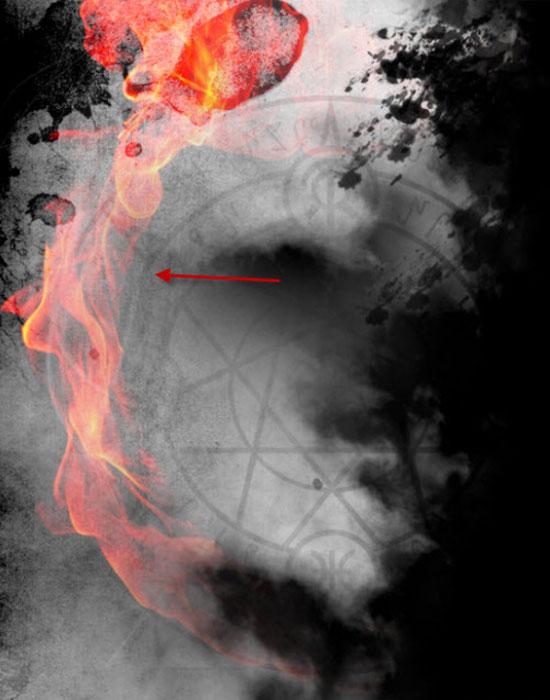 photoshop edit fantezi23 - آموزش ادیت فانتزی تصویر در فتوشاپ
