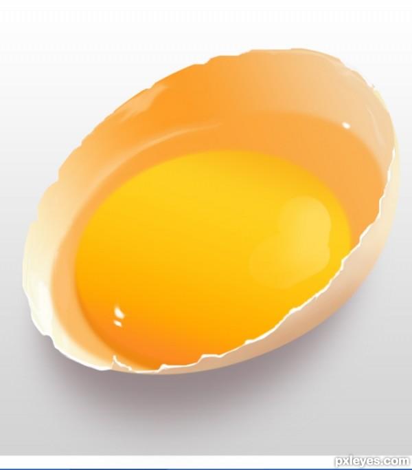photoshop egg 32 - آموزش ساخت تخم مرغ در فتوشاپ