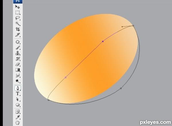 photoshop egg 8 - آموزش ساخت تخم مرغ در فتوشاپ