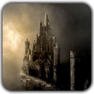 آموزش تصویری ساخت قلعه در فتوشاپ