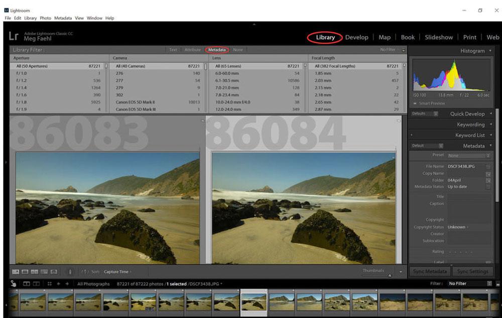 pouyaandish akasi lightroom2 - چگونه پنل لايت روم مي تواند به بهبود عکاسي شما کمک کند