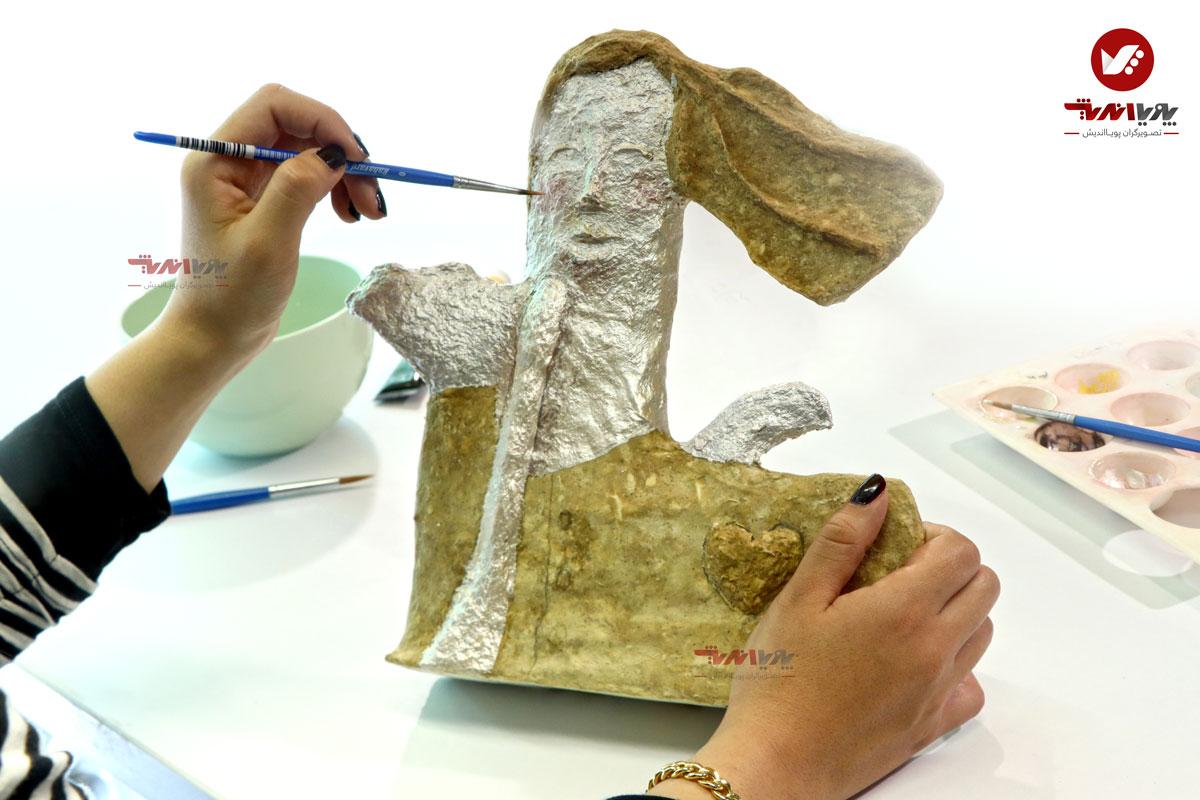هنرجو پاپیه ماشه