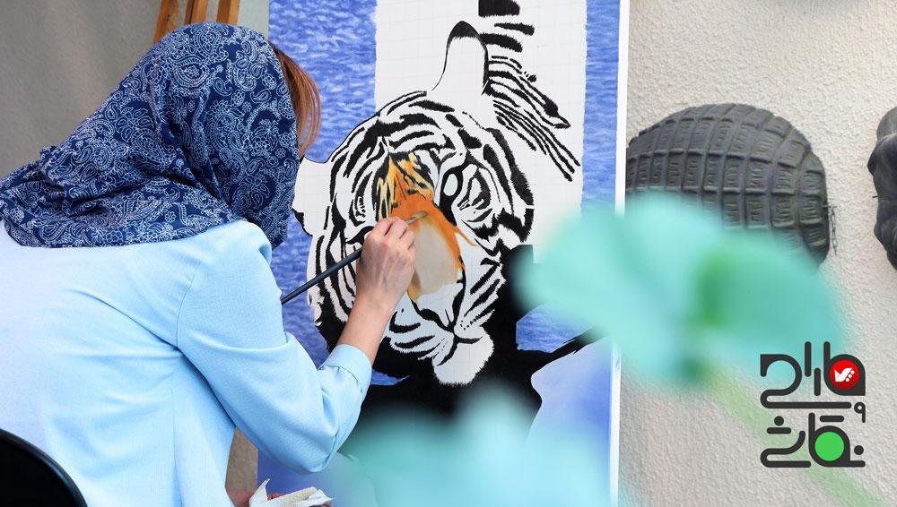 نقاشی آموزش هنرهای تجسمی