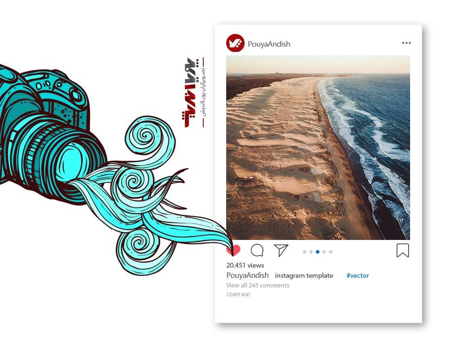 instagram and art photography 3 - چگونه به عنوان یک هنرمند کسب درآمد در اینستاگرام داشته باشیم