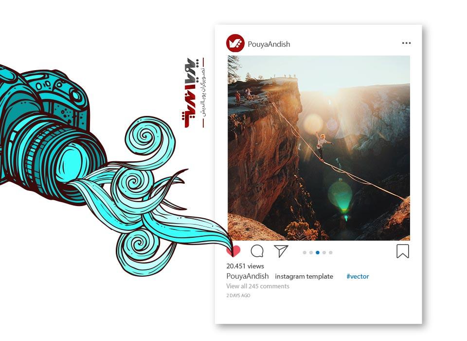 instagram and art photography 6 - چگونه به عنوان یک هنرمند کسب درآمد در اینستاگرام داشته باشیم