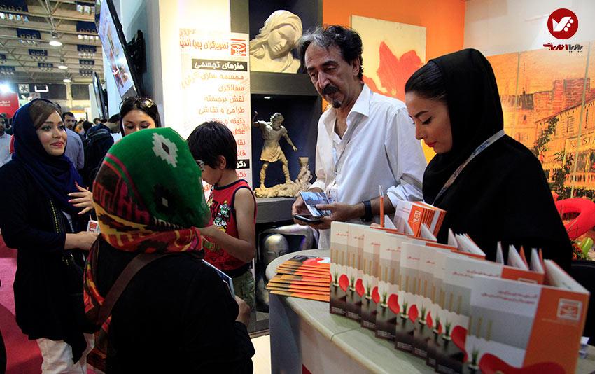ali vasegh maleki 17 - نمایشگاه بین المللی تهران
