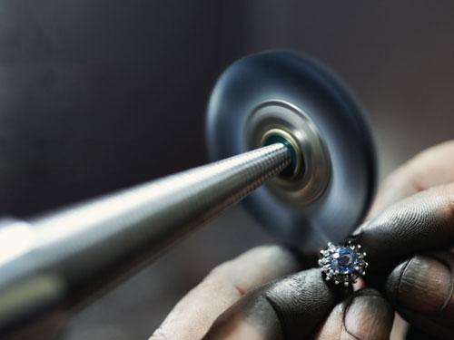 gohartarashi cutting pulishing gem gohar gohartarashi pouyaandish - گوهرتراشی
