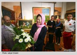 pouyaandish 10 1 260x185 - نمایشگاه آثار هنری همسر افشین قطبی ( یوروم ) در پویا اندیش