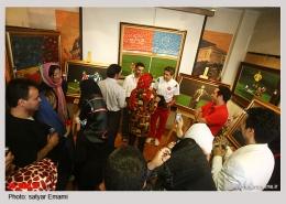 pouyaandish 13 1 260x185 - نمایشگاه آثار هنری همسر افشین قطبی ( یوروم ) در پویا اندیش