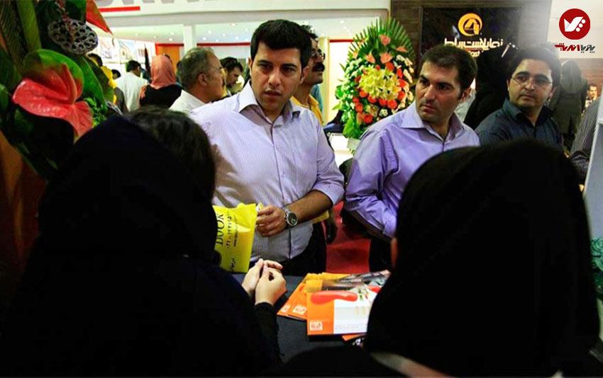 pouyaandish 5 1 - نمایشگاه بین المللی تهران
