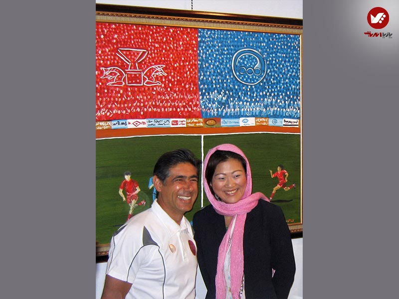 tasvirgaran pouya andish 21 - نمایشگاه آثار هنری همسر افشین قطبی ( یوروم ) در پویا اندیش