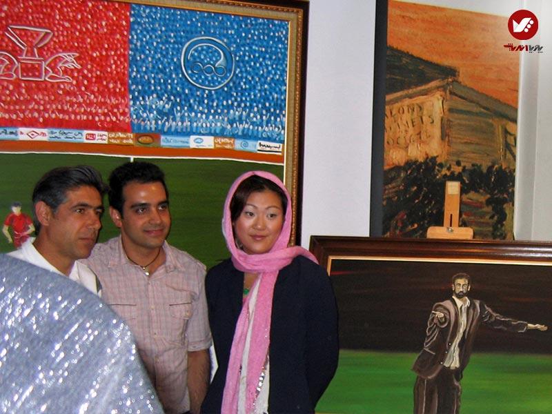 tasvirgaran pouya andish 22 - نمایشگاه آثار هنری همسر افشین قطبی ( یوروم ) در پویا اندیش