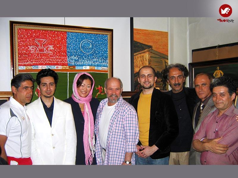 tasvirgaran pouya andish 24 - نمایشگاه آثار هنری همسر افشین قطبی ( یوروم ) در پویا اندیش