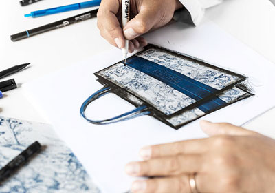 bag design page 1 class - آموزشگاه پویا اندیش - مرکز آموزش های تخصصی هنر
