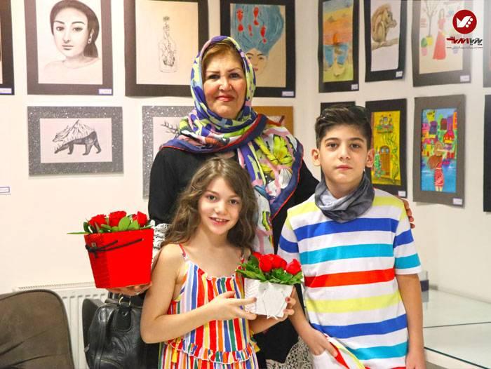 kids namayeshgah koodakan naghashi ax 10 - آموزش نقاشی کودکان