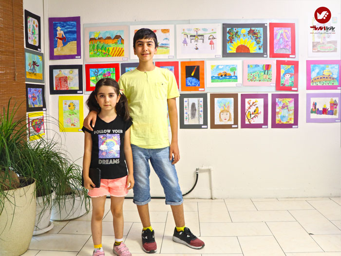 kids namayeshgah koodakan naghashi ax 12 - آموزش نقاشی کودکان
