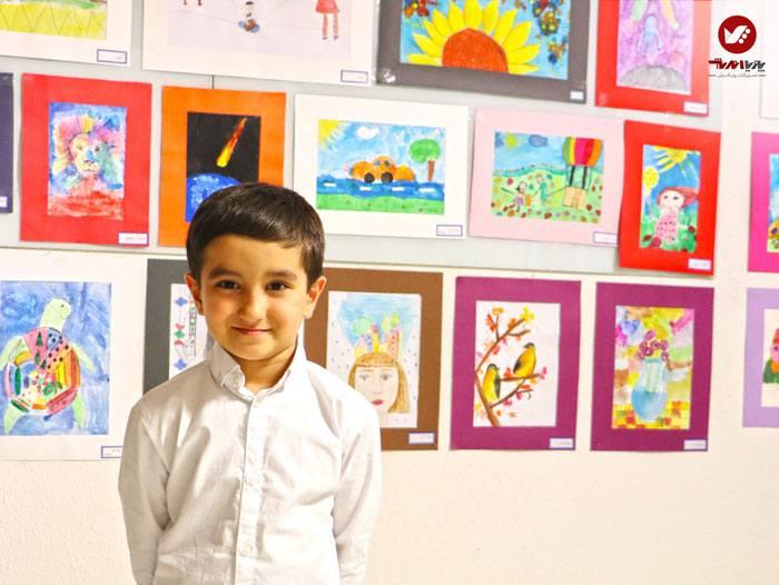 kids namayeshgah koodakan naghashi ax 13 - آموزش نقاشی کودکان