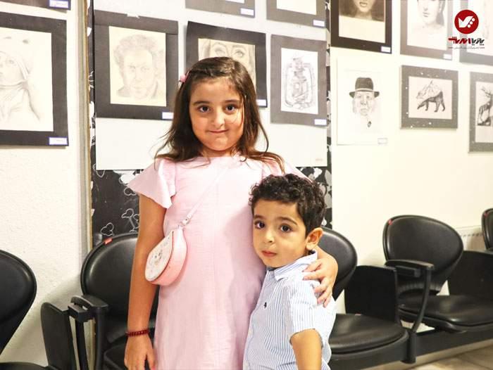 kids namayeshgah koodakan naghashi ax 15 - آموزش نقاشی کودکان