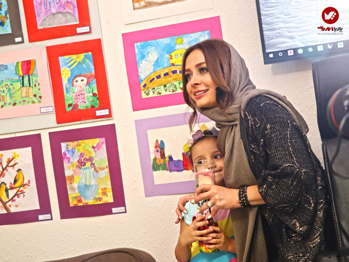 kids namayeshgah koodakan naghashi ax 17 - آموزش نقاشی کودکان