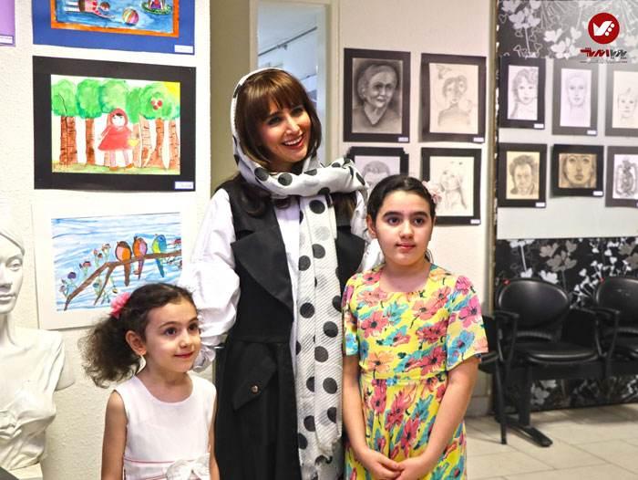 kids namayeshgah koodakan naghashi ax 19 - آموزش نقاشی کودکان