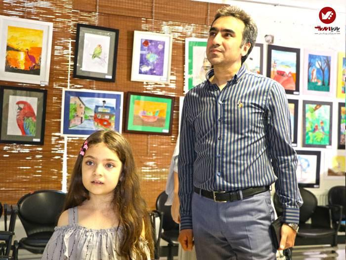 kids namayeshgah koodakan naghashi ax 24 - آموزش نقاشی کودکان