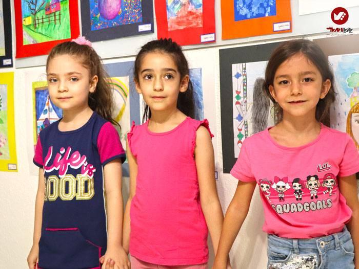 kids namayeshgah koodakan naghashi ax 3 - آموزش نقاشی کودکان